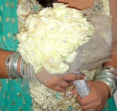 asian wedding loughborough indian white