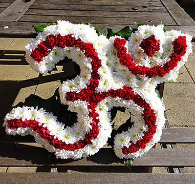 floral om symbol
